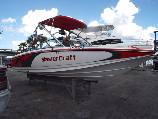 Used Mastercraft X45 SS Bowrider Boat For Sale