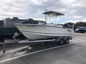 Used Mako 204 CC Center Console Fishing Boat For Sale