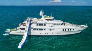 Used Christensen Trideck Mega Yacht For Sale