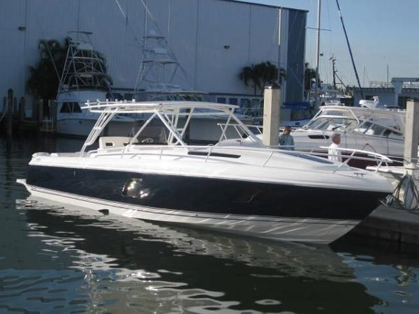 Used Intrepid Cuddy Cabin Boat For Sale