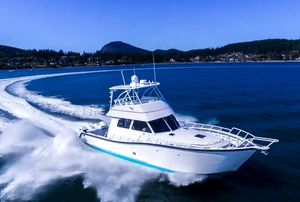 Used Munson Sportfish Sports Fishing Boat For Sale