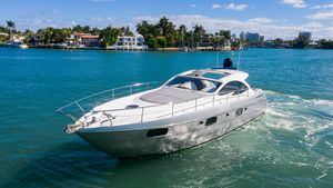 Used Pershing 50 Express Cruiser Boat For Sale