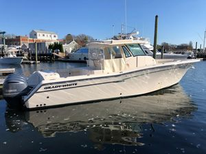 Used Grady-White Canyon 376 Center Console Fishing Boat For Sale