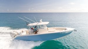 New Cobia 350 Center Console Center Console Fishing Boat For Sale