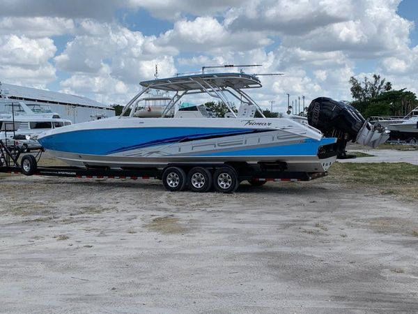 Used Center Console 38 High Performance Boat For Sale