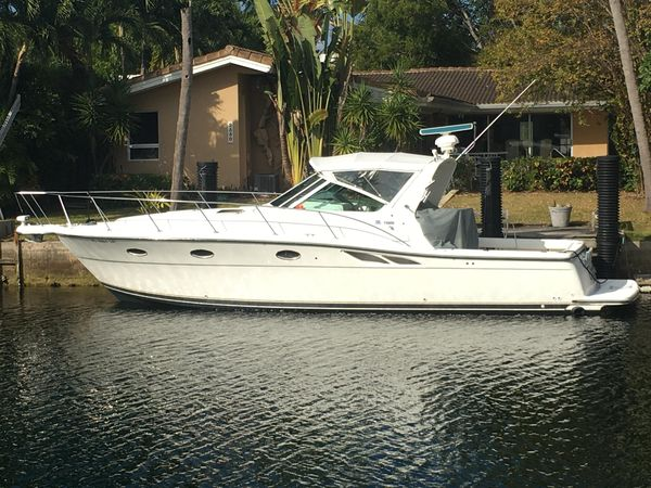 Used Tiara 3500 Open Center Console Fishing Boat For Sale