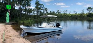 Used Panga 20 Center Console Center Console Fishing Boat For Sale