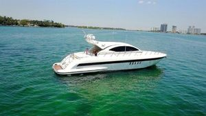 Used Mangusta 72 Hardtop High Performance Boat For Sale
