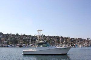 Used Topaz Express Sportfisher Express Cruiser Boat For Sale