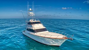 Used Rybovich Custom Sportfish W/ Seakeeper Motor Yacht For Sale
