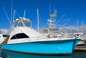 Used Ocean Yachts 43 Super Sport Convertible Fishing Boat For Sale