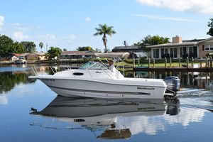 Used Wellcraft 240 Coastal Center Console Fishing Boat For Sale