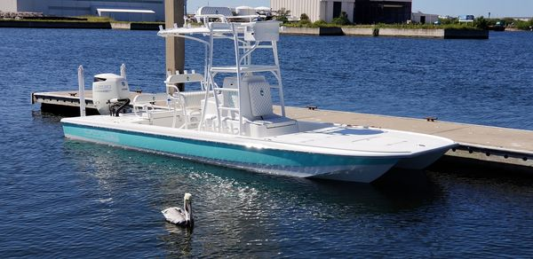 New Catalyst 260 Catamaran Center Console Fishing Boat For Sale
