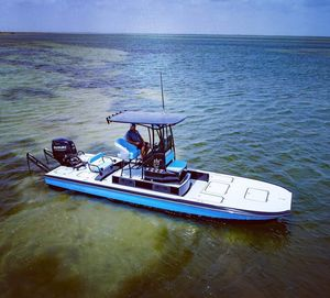 Used Catalyst 260 Catamaran Center Console Fishing Boat For Sale