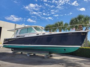 Used Back Cove 37 Express Cruiser Boat For Sale
