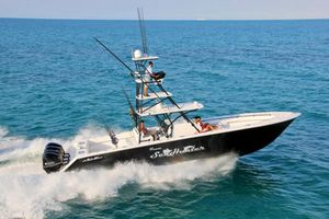Used Seahunter 45 Sports Fishing Boat For Sale