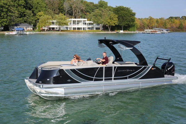 New South Bay 925 Sport 30 Pontoon Boat For Sale
