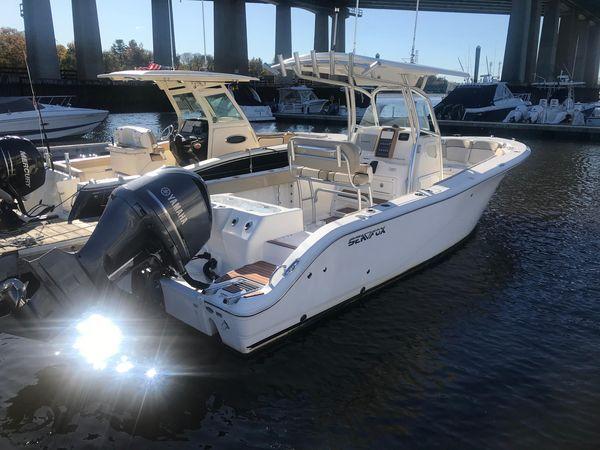 Used Sea Fox 266 Commander Center Console Fishing Boat For Sale