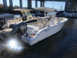 Used Sea Fox 266 Commander Center Console Fishing Boat For Sale