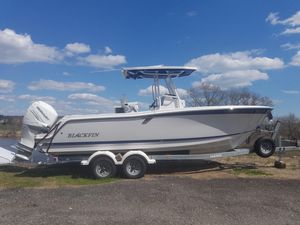 New Blackfin 242 CC Center Console Fishing Boat For Sale