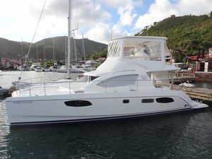 Used Leopard 39 Powercat Power Catamaran Boat For Sale