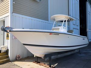 Used Pursuit C 238 Center Console Fishing Boat For Sale