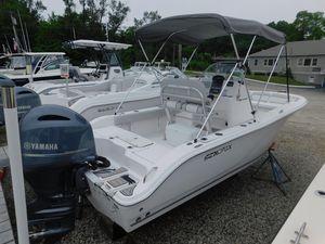 New Sea Fox 206 Commander Center Console Fishing Boat For Sale