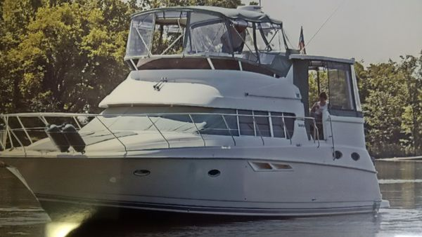 Used Silverton 402 Motor Yacht For Sale