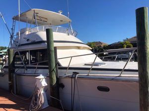 Used Ricker Sports Fishing Boat For Sale