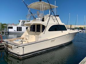 Used Post Fisher/cr Sports Fishing Boat For Sale