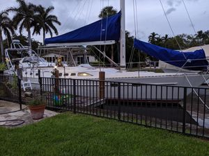 Used Freedom 45 CC Center Cockpit Sailboat For Sale