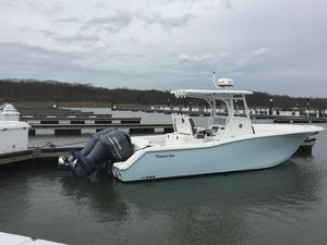 Used Tidewater 280cc Center Console Fishing Boat For Sale
