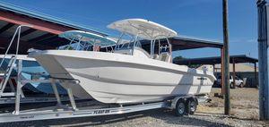 New Twin Vee 26 SE Power Catamaran Boat For Sale