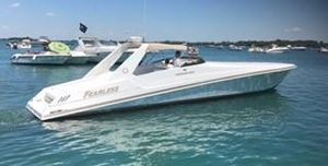 Used Fountain 47SC High Performance Boat For Sale