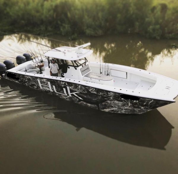 Used Freeman 42 Power Catamaran Boat For Sale