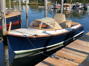 Used Brooklin Boat Yard Center Console Fishing Boat For Sale