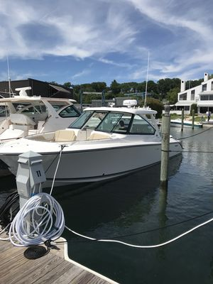 New Pursuit 325dc Cuddy Cabin Boat For Sale
