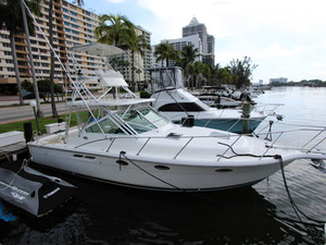 Used Tiara 3100 Open Limited Edition Sports Fishing Boat For Sale