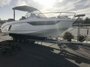 New Beneteau Flyer 23 Sundeck Center Console Fishing Boat For Sale