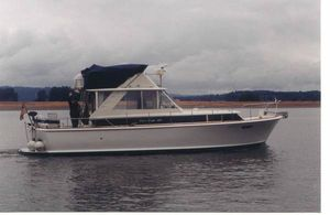 Used Chris-Craft Commander Sports Fishing Boat For Sale