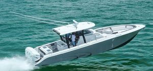 New Fountain 43 NX Center Console Fishing Boat For Sale