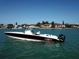 Used Cigarette 39 Top Gun Open High Performance Boat For Sale