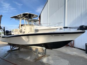 Used Blackjack 256 Center Console Fishing Boat For Sale