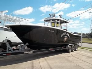 Used Tidewater 320 CC Adventure Center Console Fishing Boat For Sale