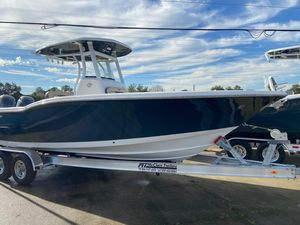 New Tidewater 252 CC Adventure Center Console Fishing Boat For Sale