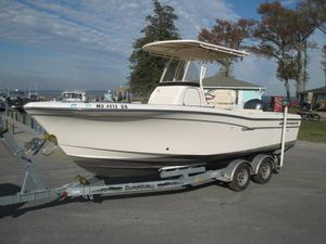 Used Grady-White 230 Fisherman Center Console Fishing Boat For Sale