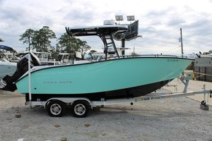Used Cape Horn 22 OS Center Console Fishing Boat For Sale