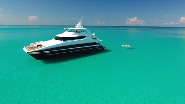 Used Sabre Powercat Power Catamaran Boat For Sale