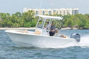 New Sportsman Open 212 Center Console Center Console Fishing Boat For Sale