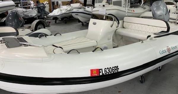 Used Walker Bay Generation 450 Tender Boat For Sale